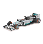MERCEDES AMG W05 LEWIS HAMILTON WINNER MALAYSIAN GP WORLD CHAMPION F1 2014