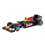 RED BULL RB6 S. VETTEL ABU DHABI GP WORLD CHAMPION 2010