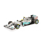 MERCEDES GP N. ROSBERG SHOWCAR 2011