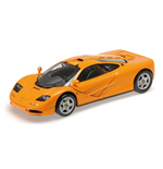 McLAREN F1 ROAD CAR 1993 ORANGE