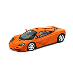 McLAREN F1 1995 PAPAYA ORANGE HIGH MIRRORS