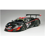McLAREN 12C GT3 #98 TOTAL ART GRAND PRIX 24H SPA 2014