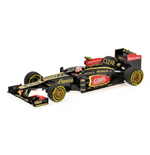 LOTUS F1 R. GROSJEAN SHOWCAR 2013