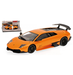 LAMBORGHINI MURCIELAGO LP 670-4 SV 2009 ORANGE TOP GEAR