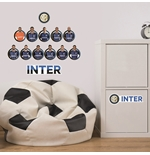 Vinil decorativo para parede FC Inter 304855
