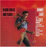 Vinil Johnny Cash - Blood Sweat And Tears