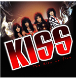 Vinil Kiss - Best Of The Ritz On Fire 1988