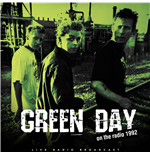 Vinil Green Day - Best Of Live On The Radio 1992