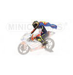 PILOTA RIDING VALENTINO ROSSI WORLD CHAMPION GP 1997