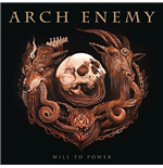 Vinil Arch Enemy - Will To Power (Lp+Cd)