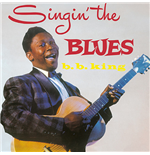 Vinil B.B. King - Singin The Blues