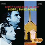 Vinil Johnny Cash / Jerry Lee Lewis - Sunday Down South