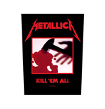 Logo Metallica - Design: Kill 'em all
