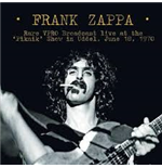 Vinil Frank Zappa - Rare Vpro Broadcast Live At The Piknik