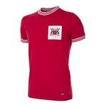 Camiseta vintage Nottingham Forest 1966-67