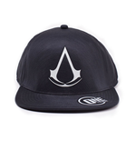ASSASSIN'S CREED Crest Flatbill Cap, Preto