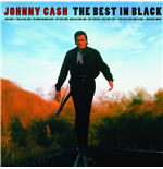 Vinil Johnny Cash - Best In Black (2 Lp)