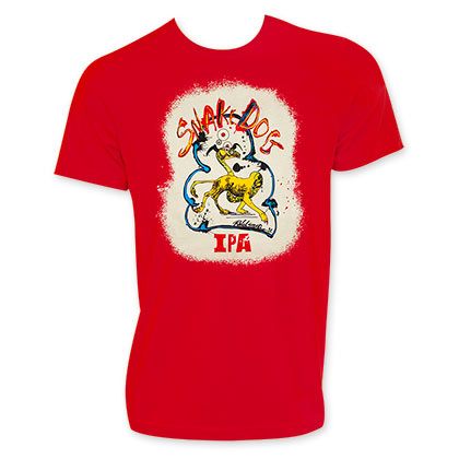 Camiseta Flying Dog Brewery de homem
