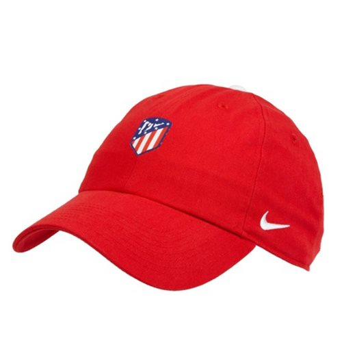 2018-2019 Atlético Nike N86 H86 Core Cap (vermelho) Original Online 9ff0d264601