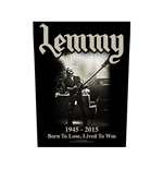 Logo Lemmy - Design: Lived to Win