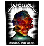 Logo Metallica - Design: Hardwired to Self Destruct