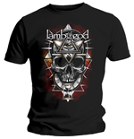 Camiseta Lamb of God de homem - Design: All Seeing Red