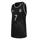Top Real Madrid 2018-2019 (Preto)