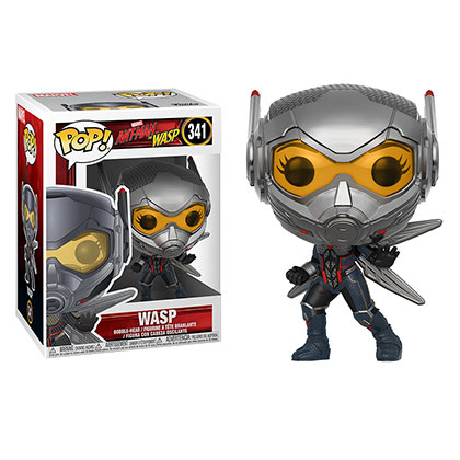 ANT-MAN Filme A Vespa Funko Pop Vinyl Figure Toy