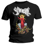 Camiseta Ghost de homem - Design: Plague Bringer