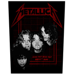 Logo Metallica - Design: Bang That Head