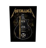 Logo Metallica - Design: Hetfield Guitar