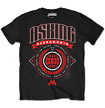 Camiseta Asking Alexandria This World (Retail Pack)