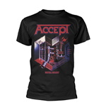 Camiseta Accept Metal Heart 1