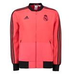 Suéter Esportivo Real Madrid 2018-2019 (Vermelho) 2e1619f6c33c6
