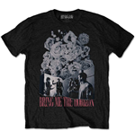Camiseta Bring Me The Horizon Flowers