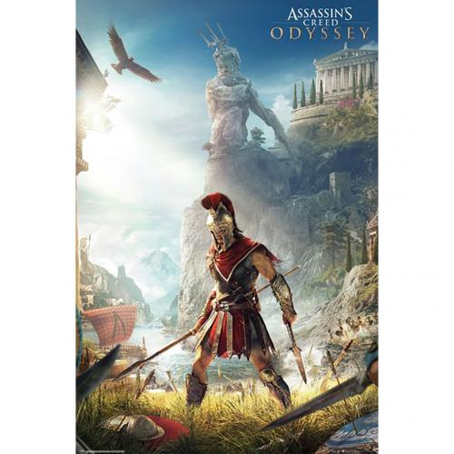 Assassins Creed Odyssey Poster 240