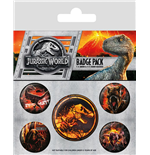 Broche Jurassic World 312398