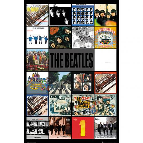 Poster Beatles 312471