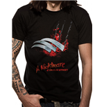 Camiseta Nightmare On Elm Street 312795