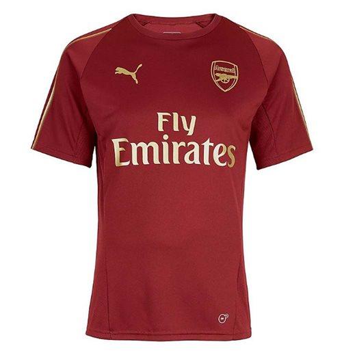 1ea64d72e Camiseta Arsenal 2018-2019 Original  Compra Online em Oferta