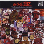 "Vinil Gorillaz - The Singles Collection 2001-2011 (8x7"")"