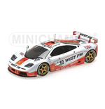 McLAREN F1 GTR WEST COMPETITION NIELSEN MASS BSCHER 24H LE MANS 1995