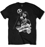 Camiseta Nightmare Before Christmas Simply Meant To Be