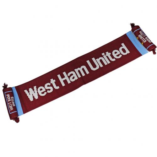 Cachecol West Ham United 315483