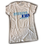 Camiseta Little Mix de mulher - Design: Blue Logo