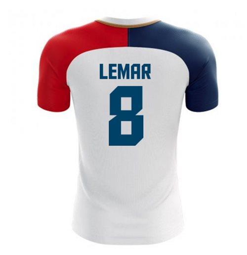 Compra Camiseta França Futebol 2018-2019 Away Original d473e9bc20e0a