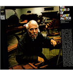 Vinil Harry Partch - World Of Harry Partch