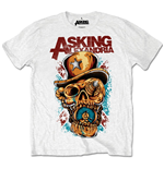 Camiseta Asking Alexandria Stop The Time