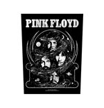 Logo Pink Floyd - Design: Cosmic Faces