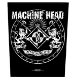 Logo Machine Head - Design: Crest